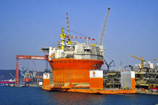 Business > Offshore & Engineering - Hyundai Heavy Industries